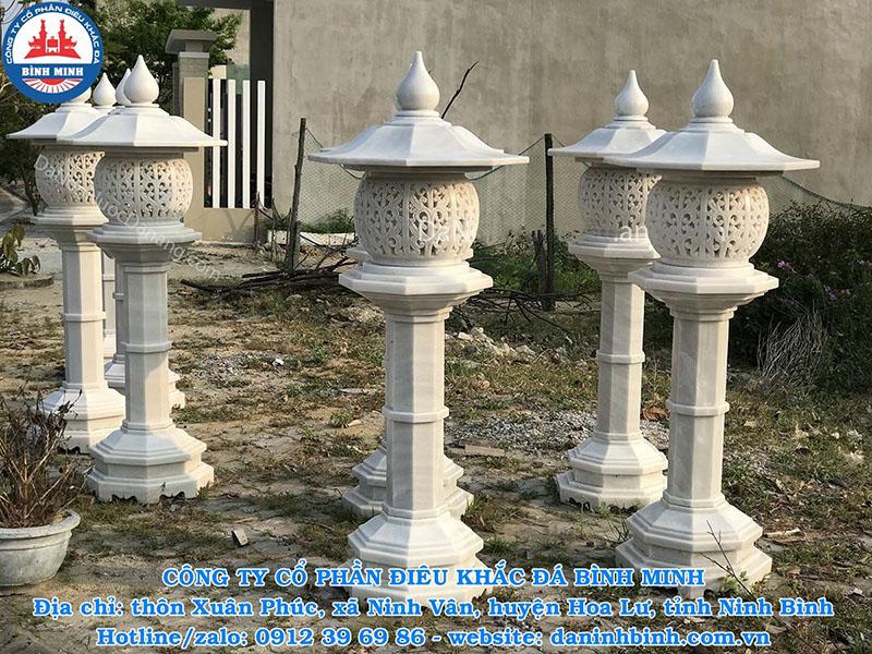 Đèn thờ đá trắng Nghệ An