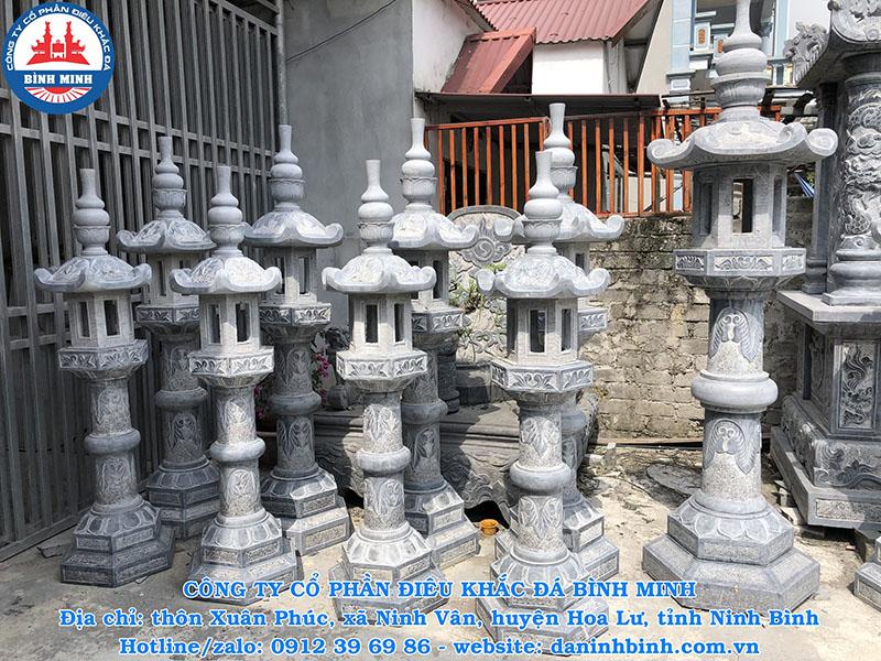 Đèn thờ đá xanh Thanh Hóa