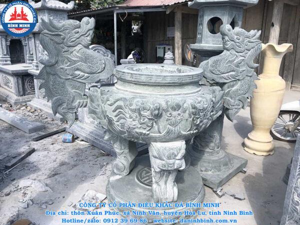 Đỉnh hương đá tại Công Ty Bình Minh