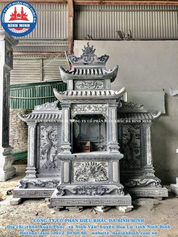 Lăng thờ đá xanh Thanh Hóa
