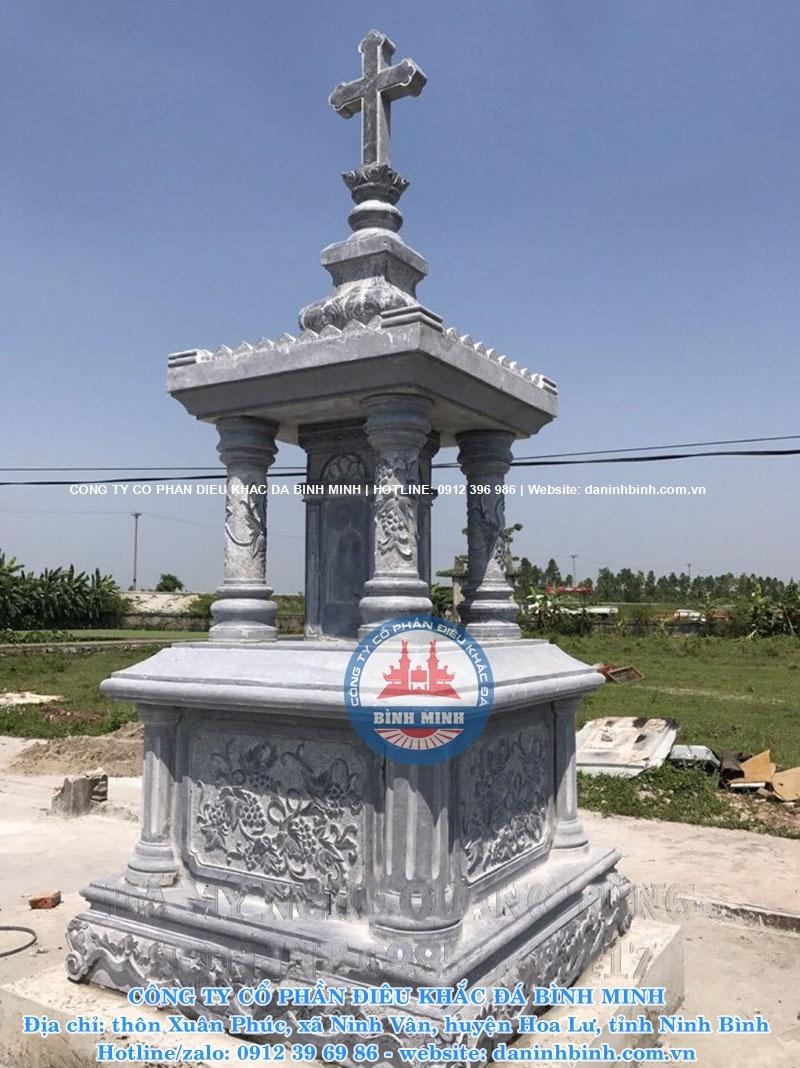 Mẫu mộ tháp công giáo đẹp nhất