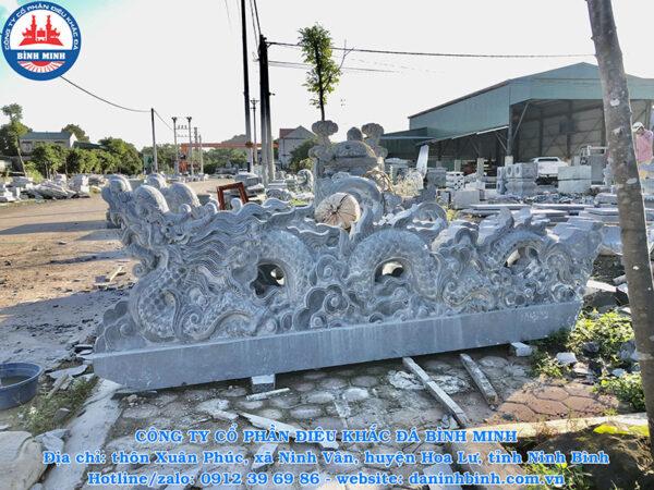 Rồng đá Công Ty Bình Minh