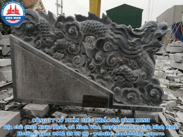 Rồng đá điêu khắc máy CNC