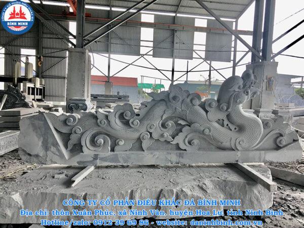 Rồng đá mỹ nghệ Bình Minh