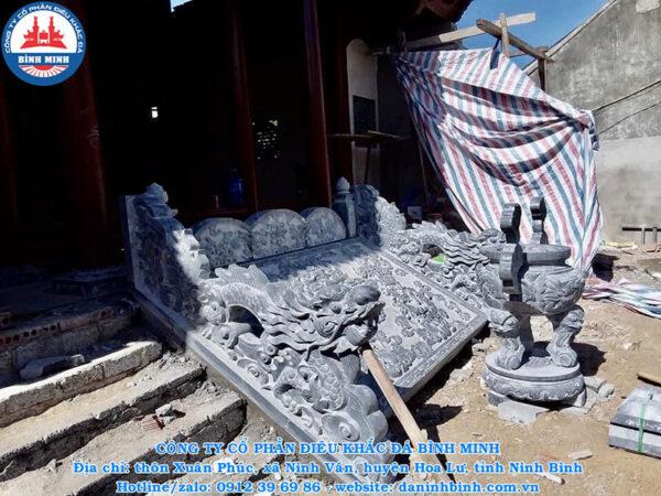 Rồng đá xanh Thanh Hóa