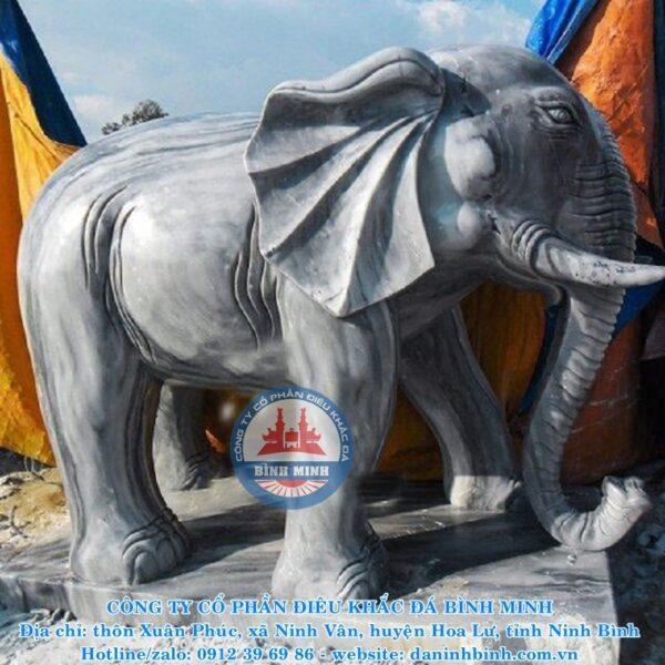 Cách đặt tượng voi đá chuẩn phong thủy
