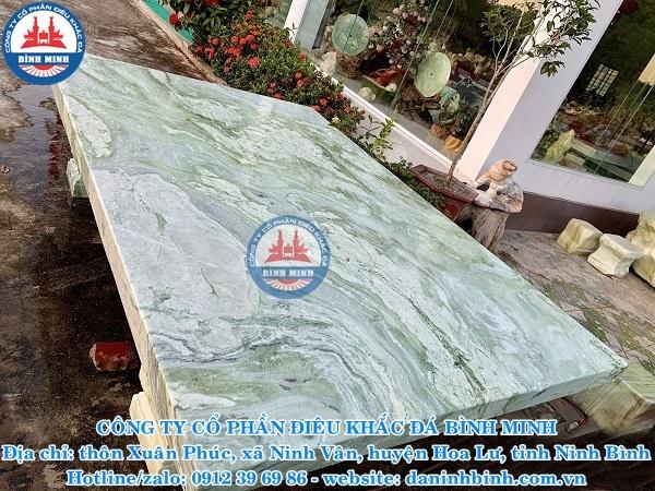 Sập đá đẹp Đá mỹ nghệ Bình Minh