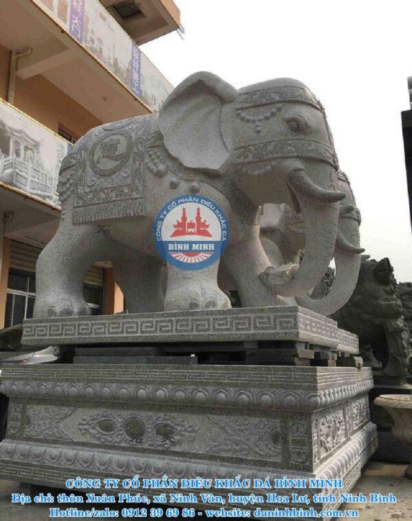 Tượng đá voi